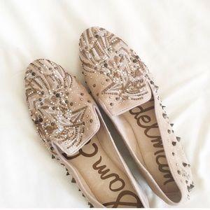 Sam Edelman embellished loafers